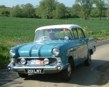 Vauxhall Victor Series 1