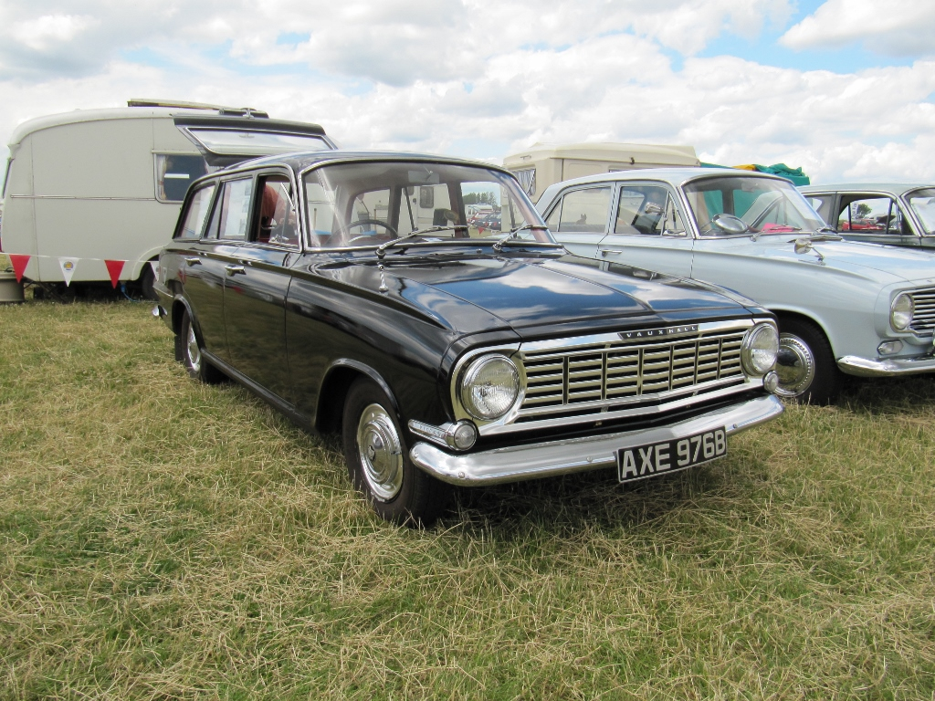 Vauxhall Victor FB Estate 1964