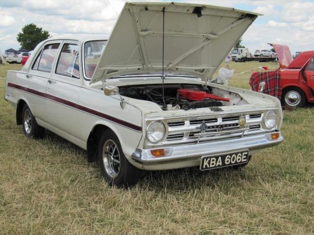 Vauxhall Victor VX4/90 FC 101