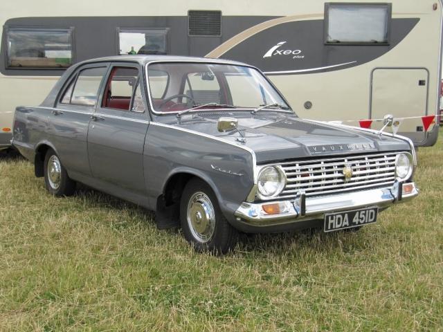Vauxhall Victor FC 101